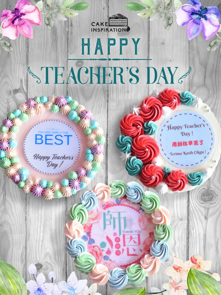 TEACHERS' DAY COLLECTION
