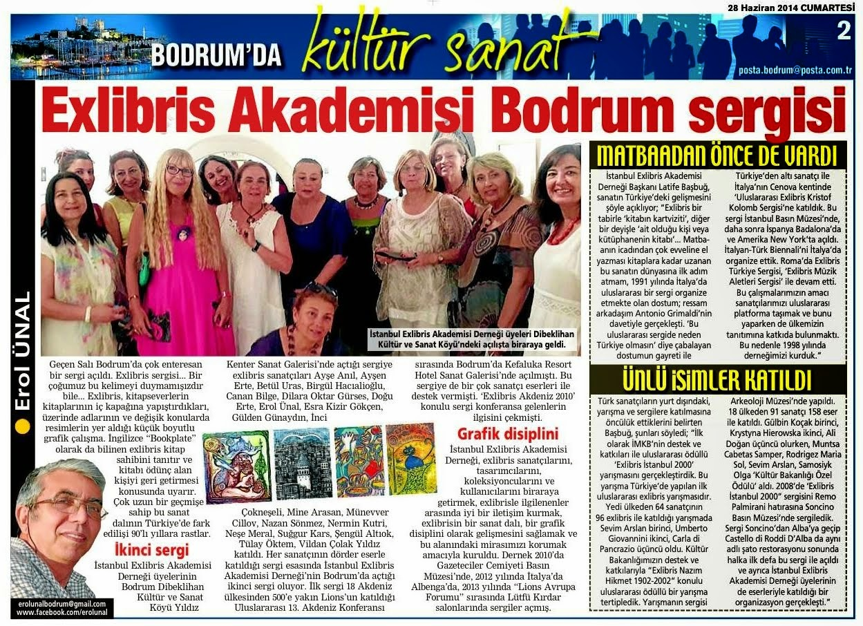 50 EXLIBRIS AKADEMİSİ