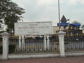 Monumen Serangan Umum 1 Maret 1949
