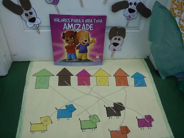 Mostra Cultural Animais Educação Infantil