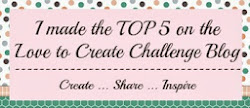 Top 5  love to create challenge blog  139