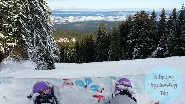 My General Life | Bulgarian Snowboarding Trip