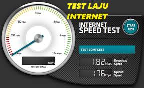 Semak Kelajuan Internet Broadband