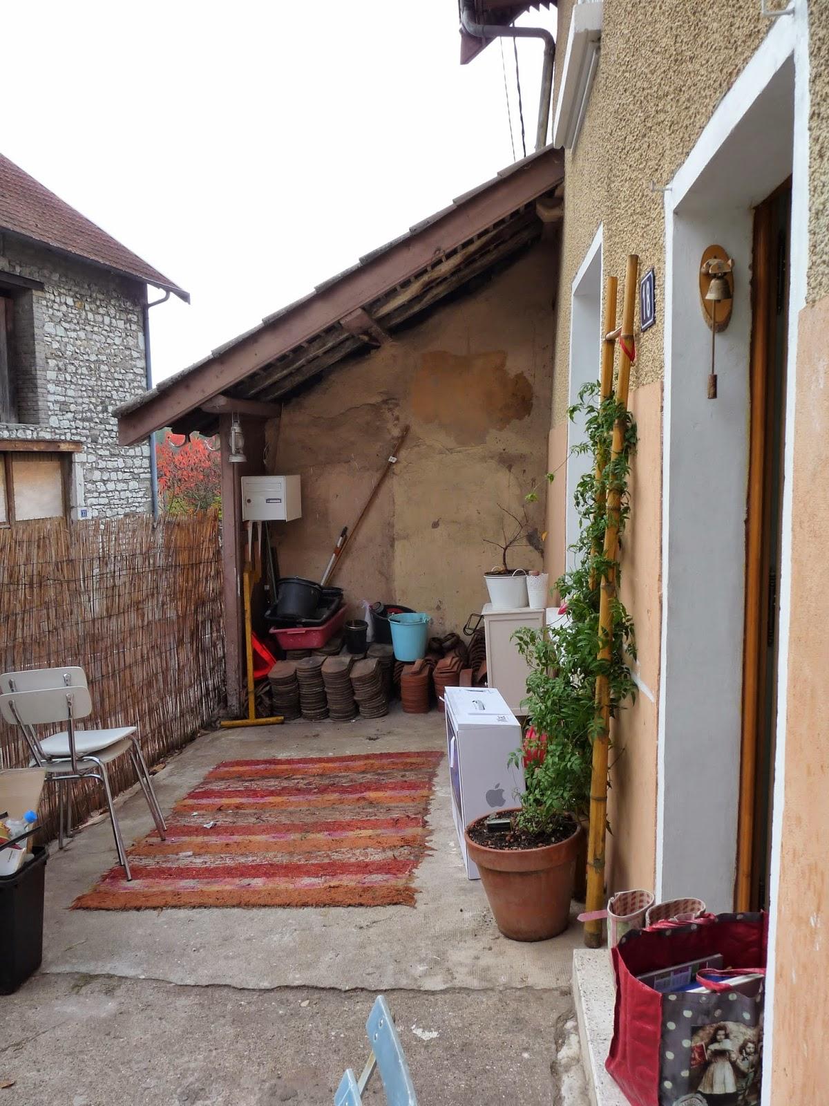 Rue rivoirette amenagement ma terrasse de gravier - Relooking terras ...