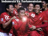Indonesia Vs Turkmenistan Leg Kedua 28 Juli 2011 | Pra Piala Dunia 2014