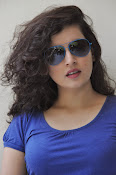 Archana photos in blue top-thumbnail-3