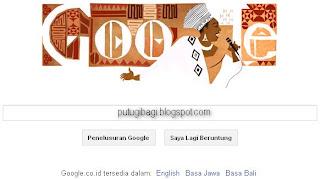 Ulang Tahun Miriam Makeba Ke-81 : Logo Google Doodle Hari Ini
