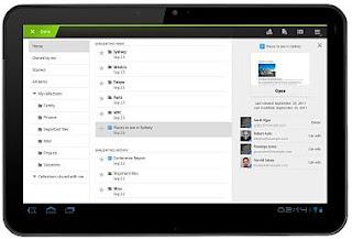 Google Docs à une vitesse supérieure sur les tablettes Android