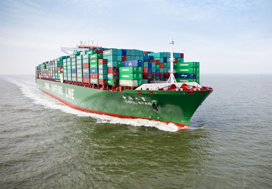 Siping China  city pictures gallery : China Shipping orders five 18,400 TEU vessels