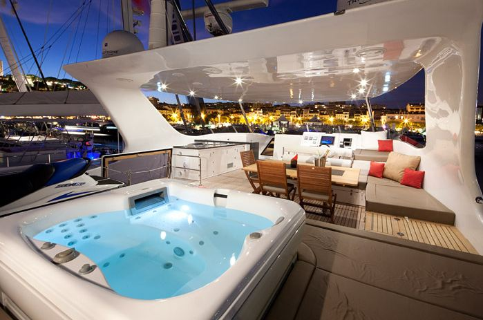 Hometrotter home style blog casa arredamento design for Interieur yacht
