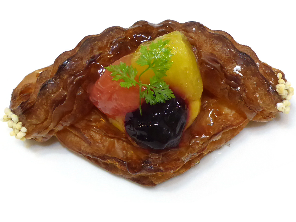 彩りフルーツのデニッシュ | POMPADOUR(ポンパドウル)
