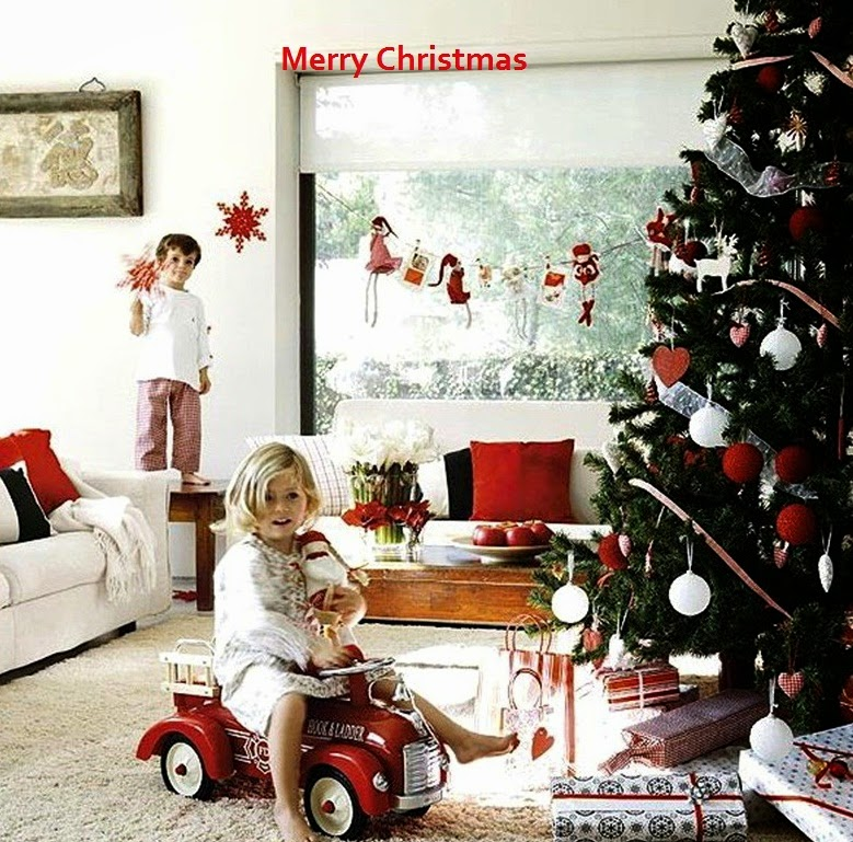 Christmas Hall Decorations Ideas for Kids Childrens