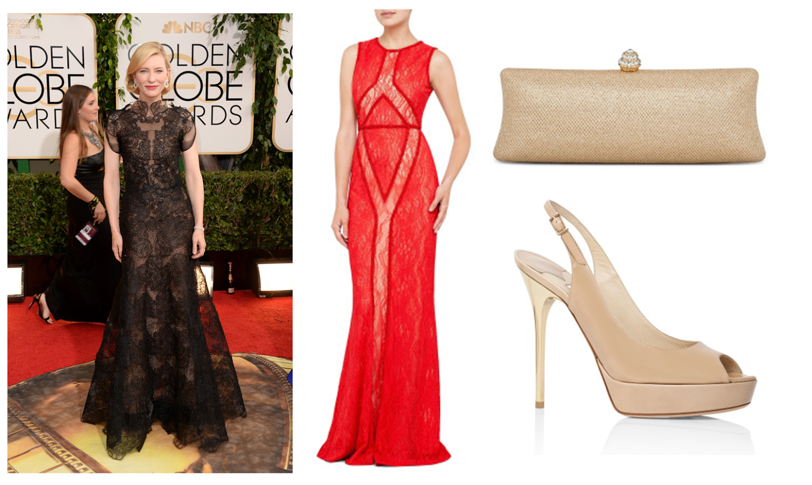 Red carpet fashion style 10