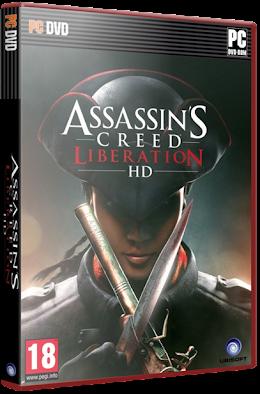 Assassin's Creed: Liberation HD  [Repack ElAmigos] [Multi-Esp]