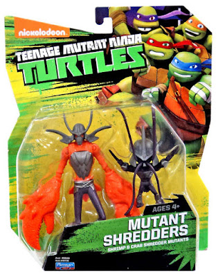 TOYS : JUGUETES - LAS TORTUGAS NINJA  Mutant Shredders | Figura - Muñeco  Teenage Mutant Ninja Turtles | 2015  Serie Nickelodeon | Playmates 90596 | A partir de 4 años  Comprar en Amazon España & buy Amazon USA