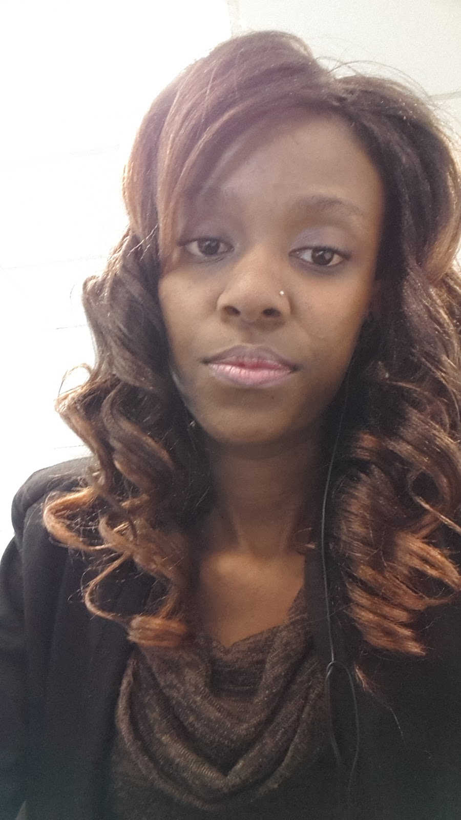 New Protective Style The Weave This Nappy Hair Of Mine