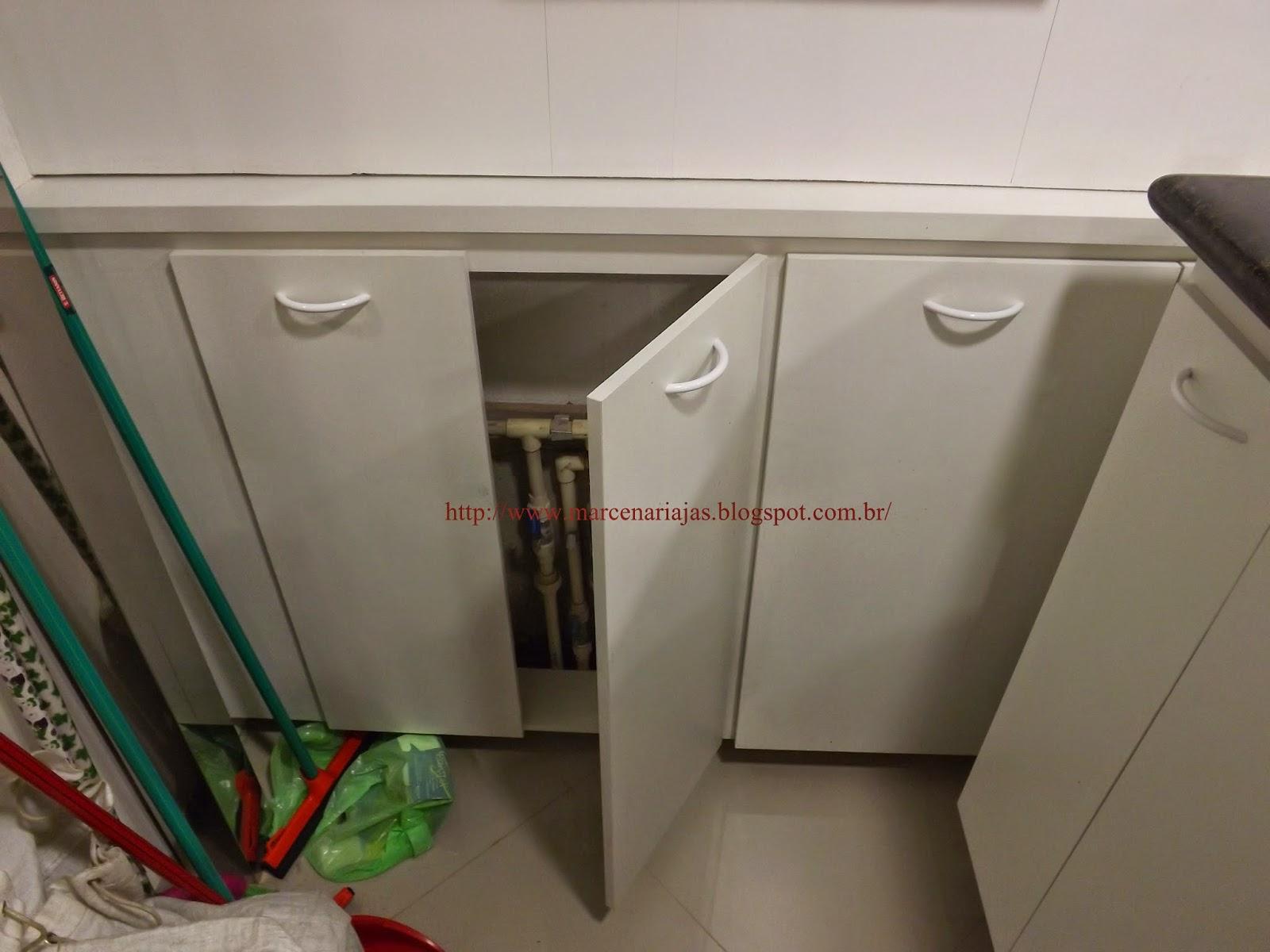 Balcão para tampar cavalete