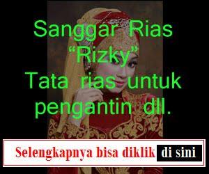 """Sanggar Rias """" Rizky """""""