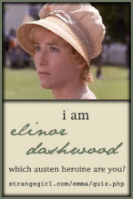 Which Austen character am I?