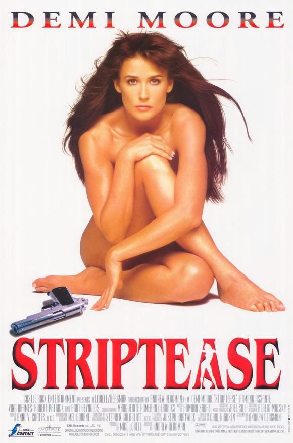 Striptease – BDRip AVI Dual Áudio