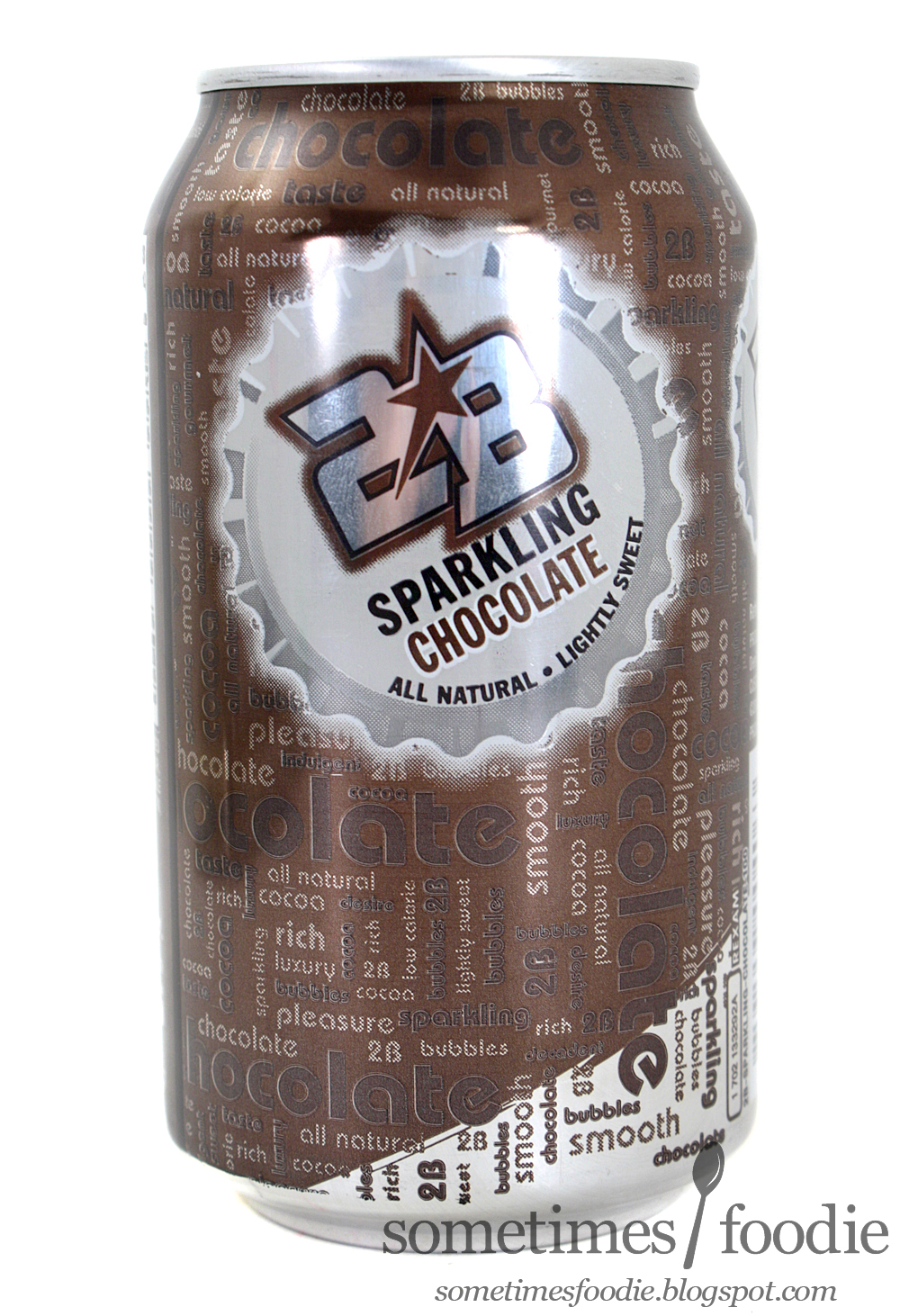 Sometimes Foodie: 2B Sparkling Chocolate Soda - (Gift)