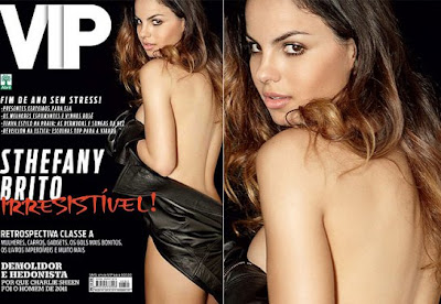 Sthefany Brito Fica Nua Em Foto Para A Revista Vip Portal