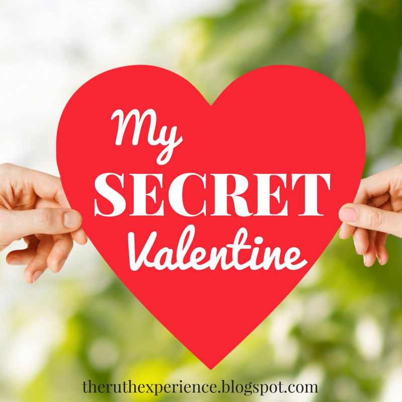 The Ruth Experience: My Secret Valentine   Secret Valentine