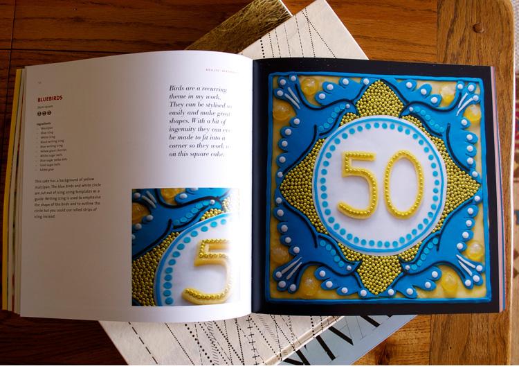 Cressida Bell Cake Design Book : fix up, look chic: Reading Room: Cressida Bell s 50 ...