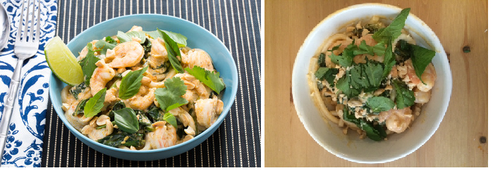 blue apron thai