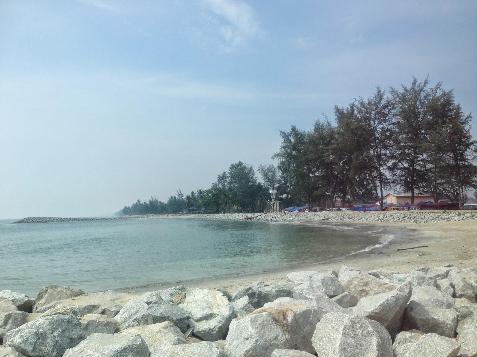 Irama Beach Kelantan