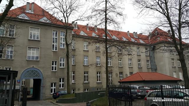 szpital wolski Instytut Gruźlicy i Chorób Płuc Warszawa Warsaw Wola