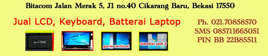 LCD LAPTOP ORIGINAL MURAH | SMS 0857 1166 5051