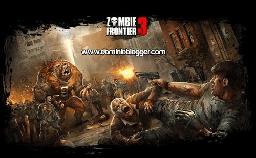 Lucha por tu vida en el juego Zombie Frontier 3