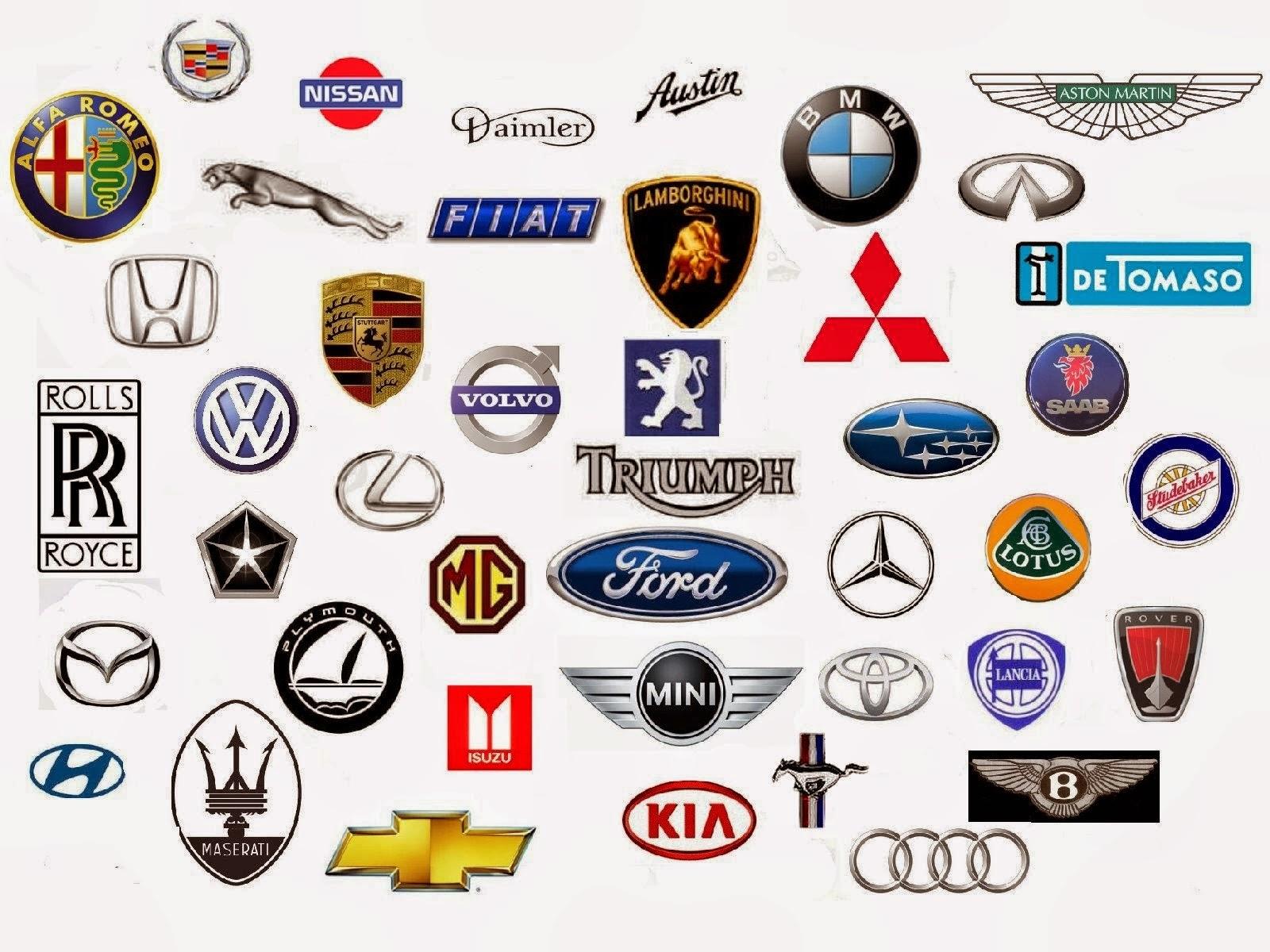 Free Auto Logos