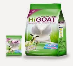 manfaat dan khasiat susu kambing higoat