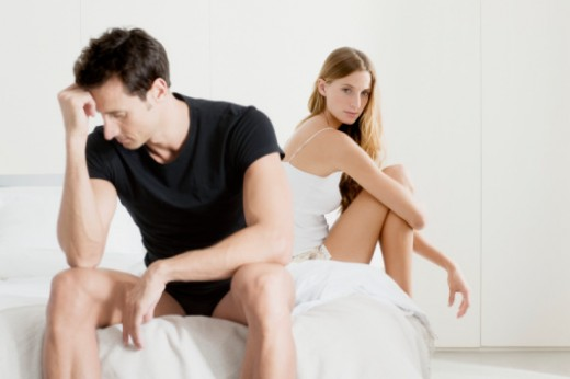 male impotence effect realationship