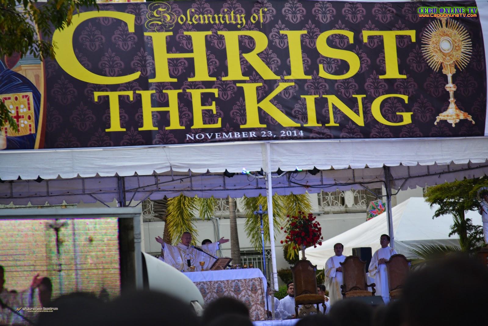 Solemnity-of-Christ-The-King-Cebu