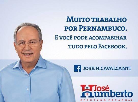 DEPUTADO ESTADUAL JOSÉ HUMBERTO-PTB-PE
