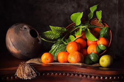 Fotos de Bodegones con Frutas