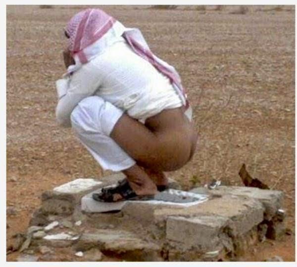 القمر الاصطناعى يحارب داعش فى مخيلة المسلم