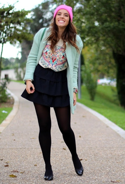Keep Stylish Look with Winter Fashion Trends