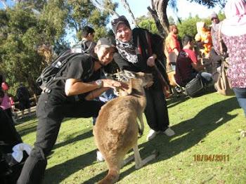Perth, Australia - April 2011