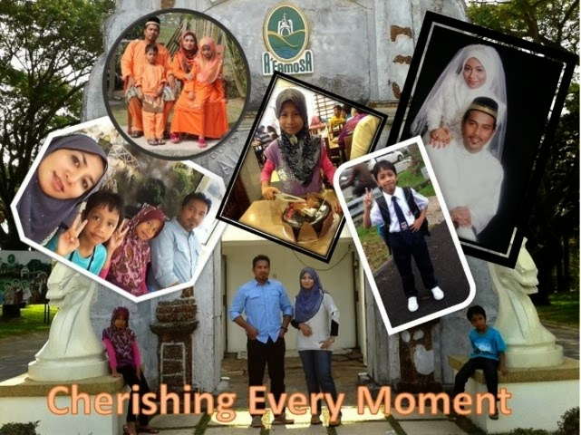 Cherishing Every Moment