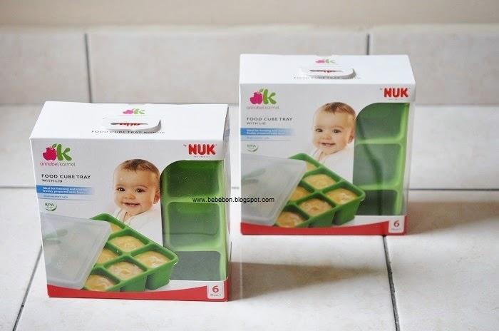 Baby Food Storage Cubes Malaysia