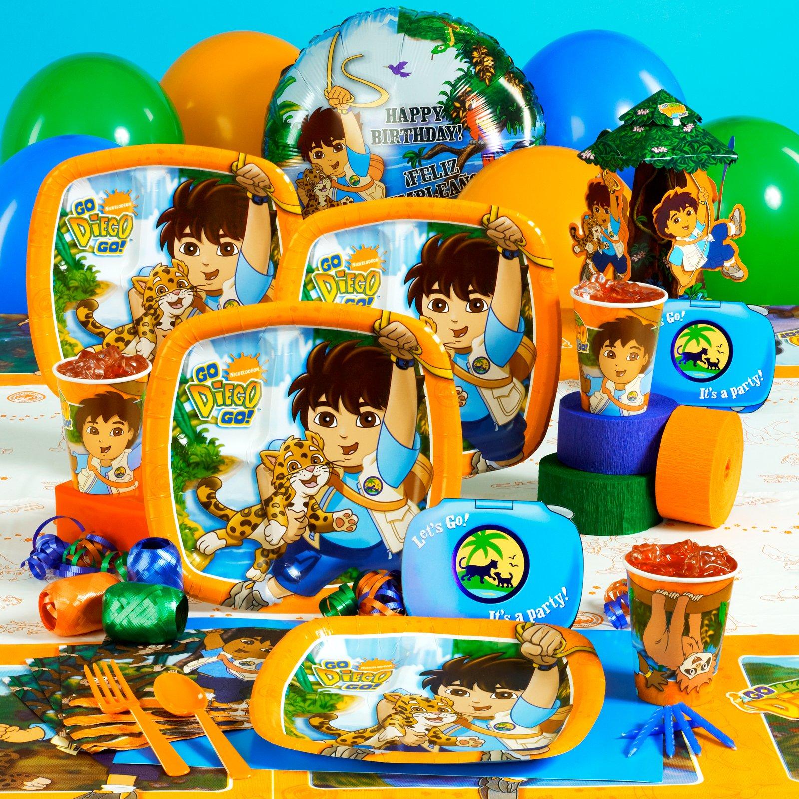 Veamos algunas ideas de decoraci n de fiestas infantiles - Organizar cumpleanos ninos ...