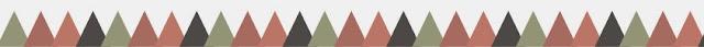 triangles couleur orange rouge vert gris couleur ma beaut'éthique beauté éthique