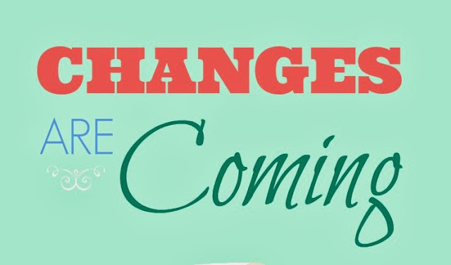 changes are coming poster