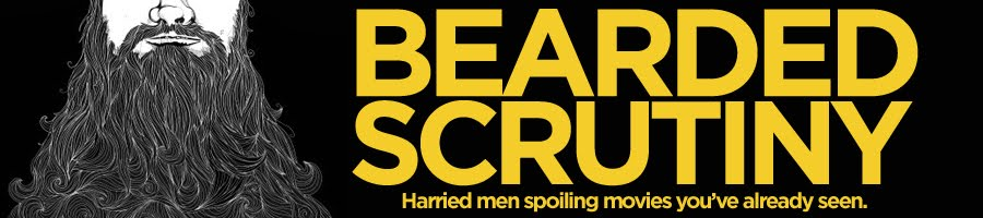 BEARDED SCRUTINY