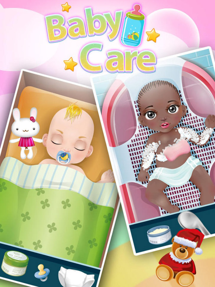 Baby Care & Baby Hospital - Kids Games App iTunes App By George CL - FreeApps.ws