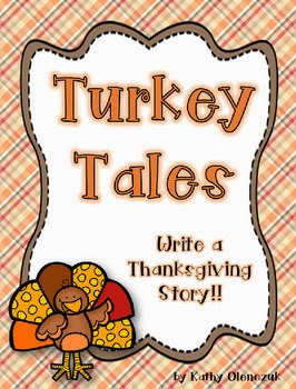 http://www.teacherspayteachers.com/Product/Turkey-Tales-Write-a-Thanksgiving-Story-981965